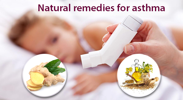 23 Natural Home Remedies for Asthma