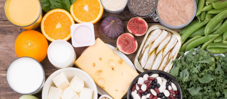 Foods High in Calcium – 9 Calcium Rich Foods