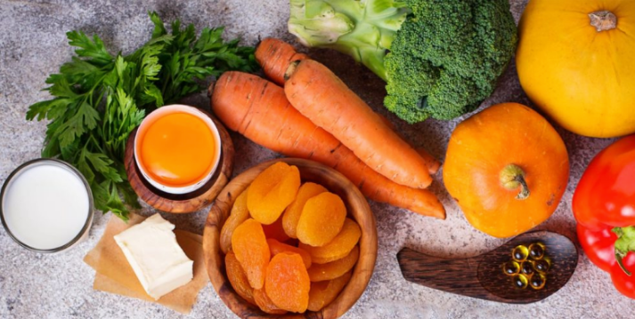 Foods high in Vitamin A – 8 Vitamin A Rich Foods
