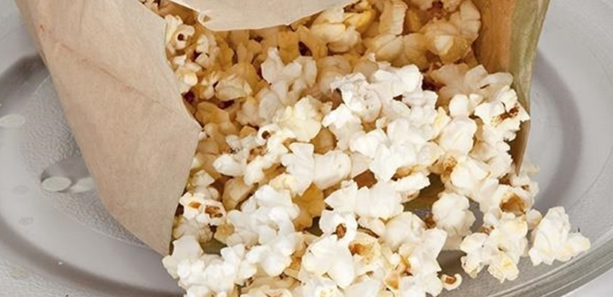 Microwave Popcorns