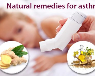 Asthma Home Remedies