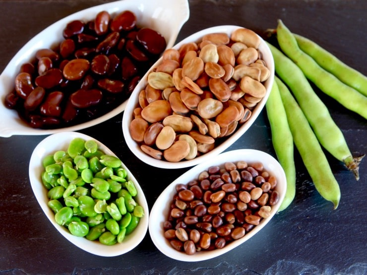 Foods that cause bloating - Beans