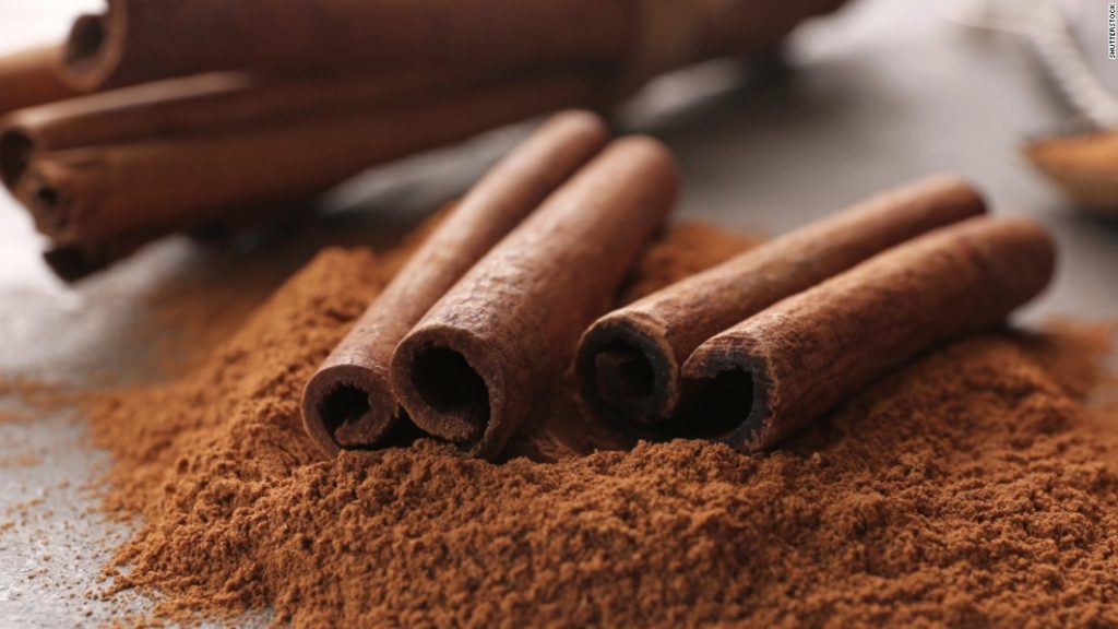 Cinnamon lowers the chances of cancer