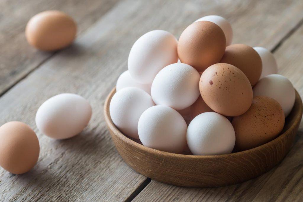 Eggs help cleanse arteries