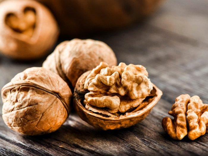 Walnuts prevent cancer